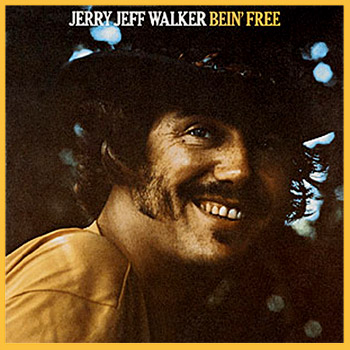 Jerry Jeff Walker Bein Free 1970 Rising Storm Review