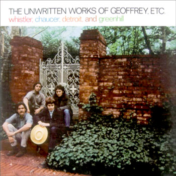 The Unwritten Works of Geoffrey, Etc.
