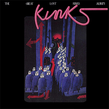 Great Lost Kinks Album