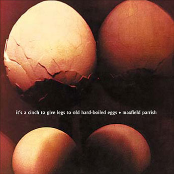 It's A Cinch To Give Legs To Hard-Boiled Eggs