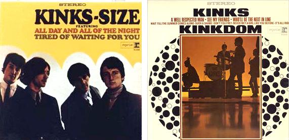The Kinks Muswell Hillbillies