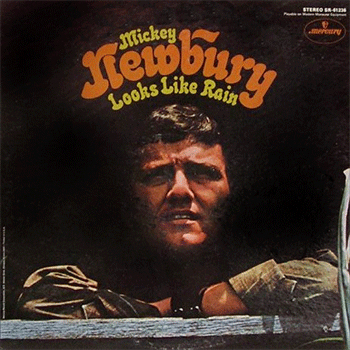 "Mickey Newbury ""Looks Like Rain"" 