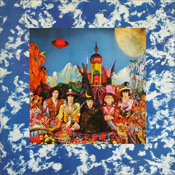 Ureview The Rolling Stones Their Satanic Majesties